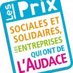 Logo Prix ESS bleu